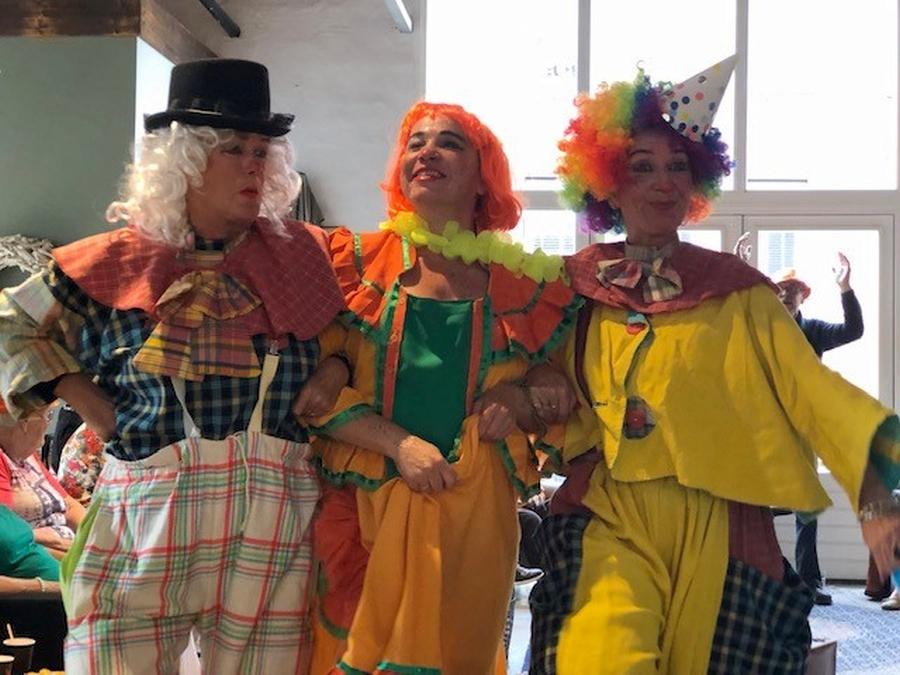 Circus bij Boa Vinda